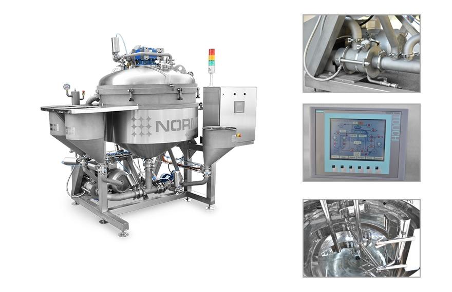Продукты |NORMIT - Food Processing Equipment
